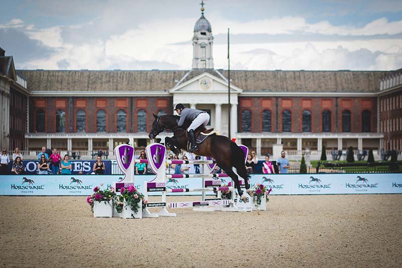 Foot Perfect Martin Collins Fibretrack for London leg of Longines Global Champions Tour 2018
